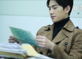 [分享]160213 那些寄给杨洋的信,他都收到了~