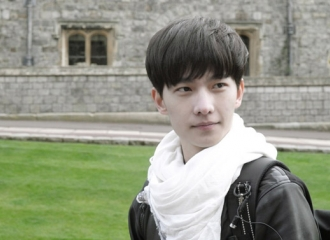 [分享]160320 杨洋:在最青春的年纪,从容坚定地走下去