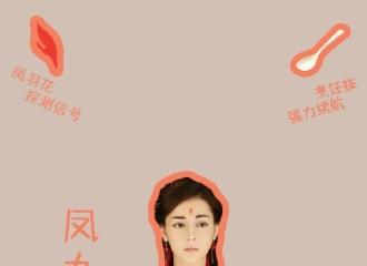 [分享]160414 《三生三世十里桃花》凤九壁纸来袭
