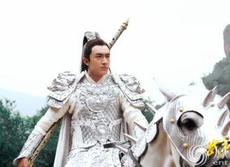 """[新闻]160422 《武神赵子龙》春季台网霸屏 林更新""""贵人""""新技能get"""