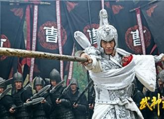 [新闻]160426 《赵子龙》长坂坡之战 林更新大写忠义单骑救主