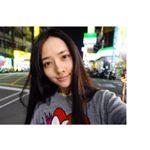 [新闻]160518 郭碧婷街头自拍 展现素颜美貌