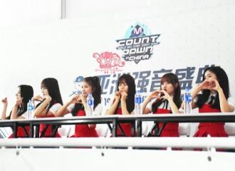 [新闻]160429 GFriend亚洲强音盛典事前采访大公开