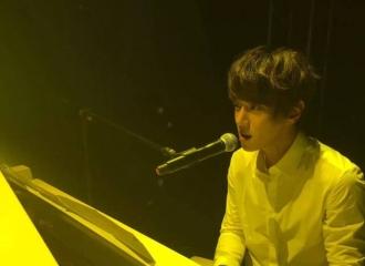 [分享]160623 黄致列今晚将化身钢琴男神 深情王子引发期待