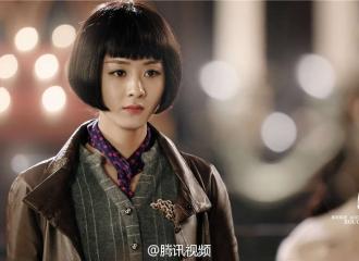 [新闻]160624 《胭脂》曝预告片 赵丽颖陆毅谍海角逐