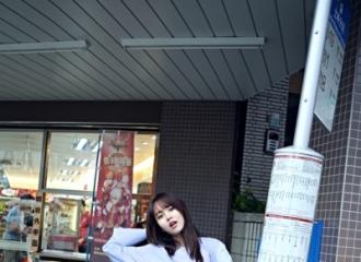 [分享]160713 金所炫台湾拍摄杂志 清纯可爱的美丽少女