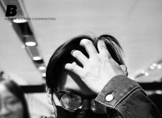 [新闻]190215 陈伟霆的眼镜杀 斯文俊朗演绎百种风情