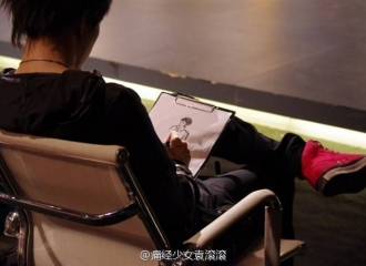 [分享]160802 分享一只绘画大神薛之谦