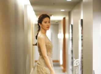 [分享]160913 刘亦菲蒙特利尔电影节高清大图