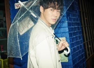 [分享]160927 JUNJIN大人!能去你伞下避雨吗?