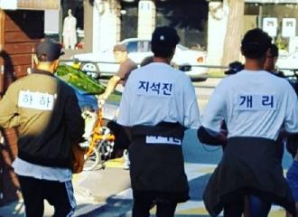 [新闻]161004 Running Man拍摄ing 这个分组你站哪队