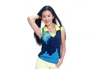 [分享]161017 刘亦菲15岁旧照曝光 清纯大方仿佛时间没走过