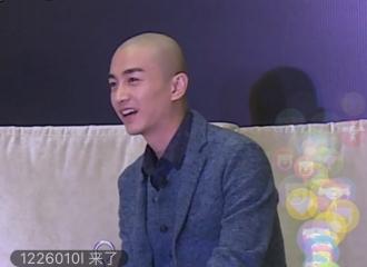 [分享]161101 陈晓被称冻龄男神?我笑起来比较显小