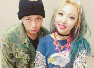 [新闻]161107 Min与歌手G.Soul恋爱中 JYP回应:希望大家祝福