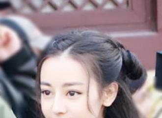 [迪丽热巴][分享]191208 那年今日 电视剧《秦时丽人明月心》于横店开机 丽姬麻麻正式上线