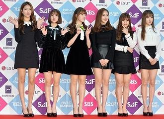 [新闻]170111 GFriend确定出演新春特辑节目 女团对决期待满满