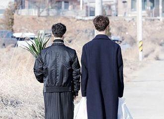 """[新闻]170114 蜜汁演技团 """"死鬼夫夫""""实力COS"""