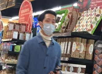 [新闻]170117 世界上有一种偶遇叫不是你  超市里的井柏然
