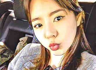 [分享]170117 明朗少女Sunny游乐园游玩记  童心未泯的李社长