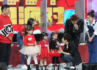 """[新闻]170118 """"女儿控""""吴亦凡《快本》再上线,小女孩似乎并不买账?"""