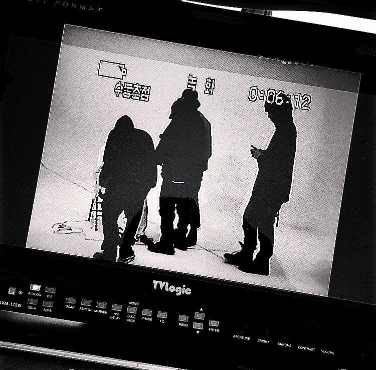 [新闻]170119 GD深夜更新拍摄现场照 莫非是剧透?