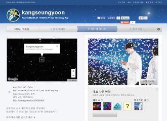 [新闻]170121 来自星星的昇润 韩站为里兜送出一颗同名星星
