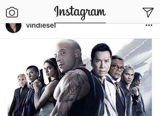 [新闻]170123 《极限特工3》上映首周狂揽5亿 登顶全球票房冠军