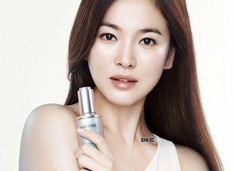 """[新闻]170215 美妆品牌宣传图出新 """"氧气美人乔""""清新来袭!"""