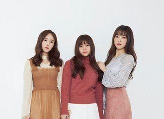 [新闻]170224 《10+Star》杂志三月刊预览出炉 花样少女GFriend!