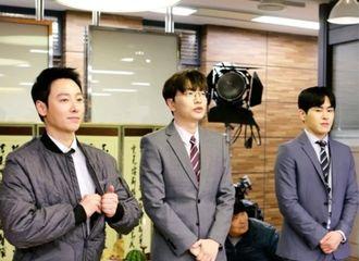 """[新闻]170227 《自体发光office》正式开机 张姜浩""""就职""""啦!"""