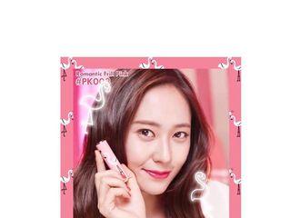 [分享]170322 郑秀晶代言品牌宣传出新 粉嫩甜美小公主