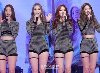 [新闻]170328 Girl's Day预计打歌活动3周 初舞台为今晚《THE SHOW》