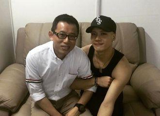 [新闻]170328 小太阳王嘉尔生日来临 亲朋好友齐祝贺