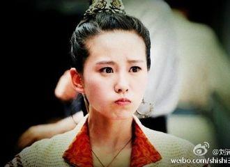 [分享]170422 努力乐观的刘诗诗,值得最好的宠爱!