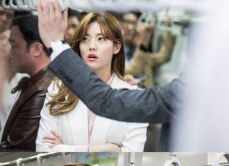 [新闻]170427 《奇怪的搭档》公开新剧照 卢智勋-殷凤熙地铁初遇