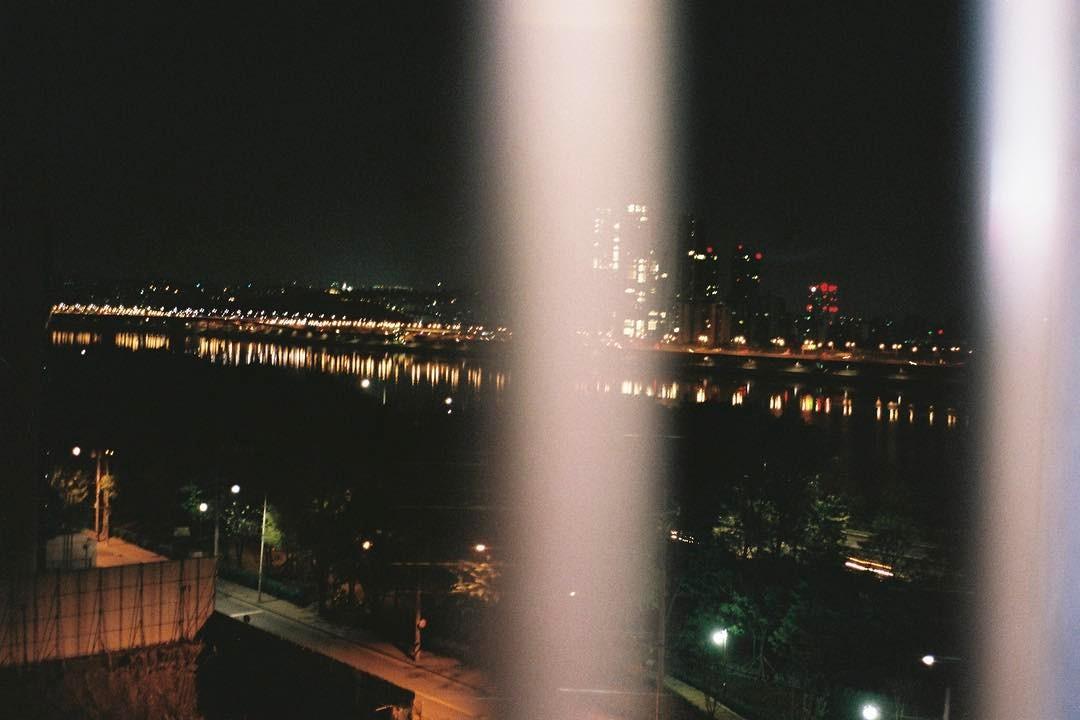 [分享]170427 智珉大师出新作 汉江夜景超美