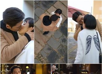 [新闻]170429 嫉妒使我面部全非:朴海镇在剧中KISS了