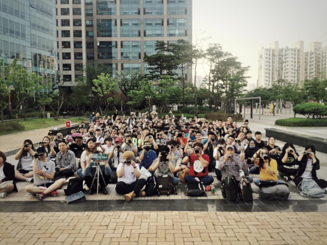 [分享]170619 智妍分享mini FM照片  感谢Queen's的热情应援