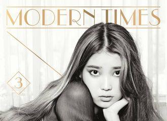 """[分享]170621  IU正规三辑""""Modern Times""""被IZM评为2000年后Best Album Covers21"""