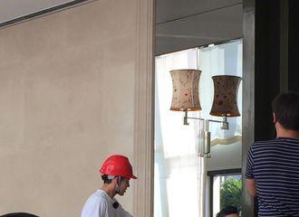[新闻]170626 《奇楼》今日份录制路透 小红帽·凡现身