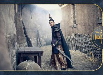 [新闻]170627 醉玲珑曝光陈伟霆打戏剧照 凌王持剑立于硝烟之中尽显王者气概