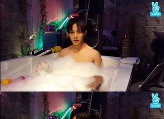 [新闻]170724 BTOB任炫植史无前例浴缸直播 《SWIMMING》音源今日公开