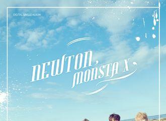 [新闻]170727 MONSTA X特别夏日曲《NEWTON》音源&MV公开 清爽的夏日情歌