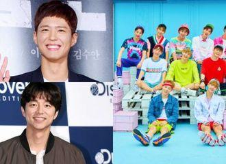 [新闻]170924 韩国企业最爱用的广告代言人TOP3 新人Wanna One上榜