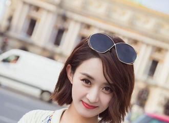 [分享]180622 赵丽颖巴黎街拍大片回顾 俏皮可爱少女感十足