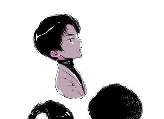[分享]171014 饭绘禁欲系和忧郁系的王子千 画风好评~