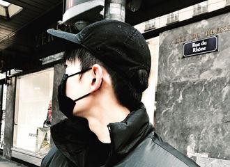 """[新闻]180115 杨洋近日有点飘?来自日内瓦的""""非正脸照""""持续更新中!"""