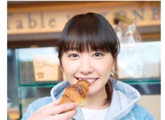 [新闻]180129 今日限定  香香甜甜牛角包来一个吗?