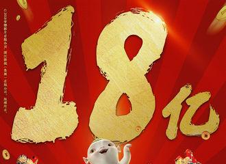 [新闻]180223 永宁村少妖团发来贺电!《捉妖记2》票房破18亿