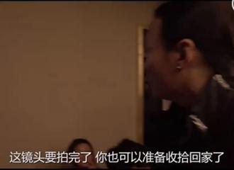 [新闻]180321 《黄金瞳》片场花絮:您的乖巧可爱懂事张艺兴上线